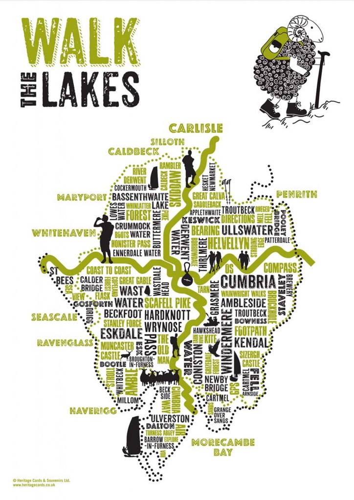 Walk the Lakes Flyer 2016 - Page 1