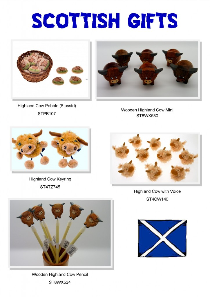 Scottish Giftware 2016 - Page 1