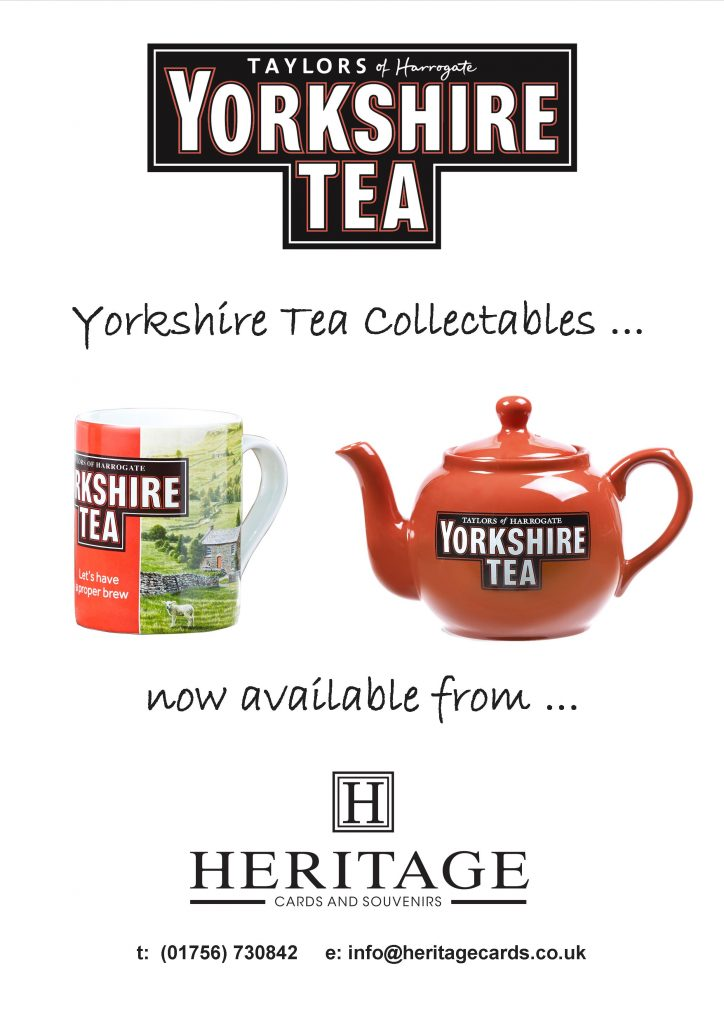 Taylors of Harrogate Yorkshire Tea Collectables
